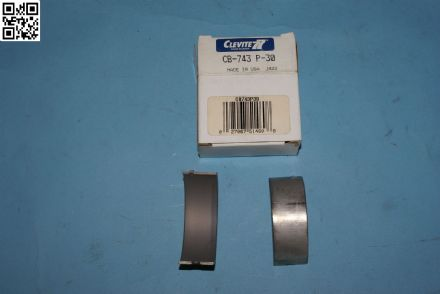1958-2007 Big Block Chevrolet,Connecting Rod Bearings,CB-743 P-30,New,Box A